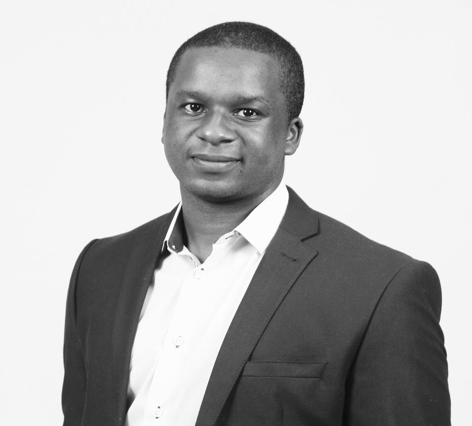 Portrait Tapiwa Nyandoro
